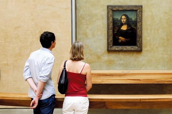 达芬奇 《蒙娜丽莎》 卢浮宫藏品之赏析