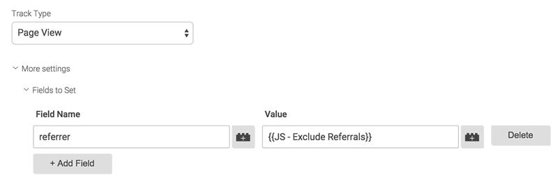 将Referrer Spam变成Direct访问