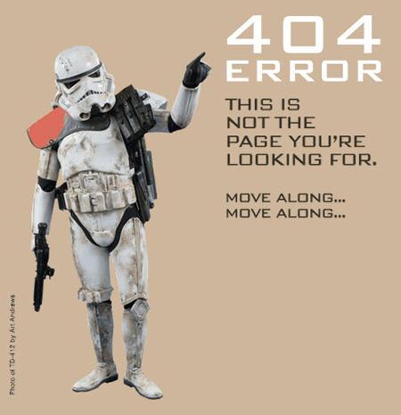 大量404会对你的网站造成极大负面影响