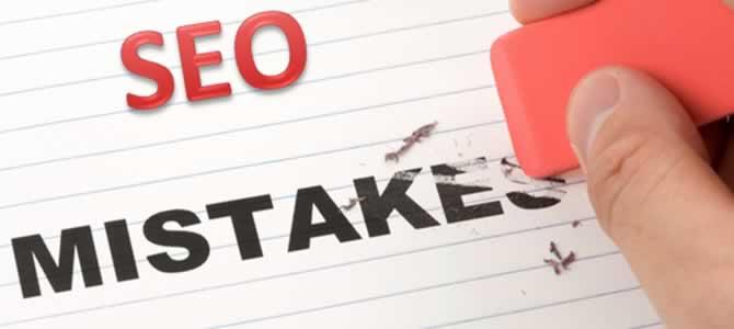 最常见的11项网站SEO错误,你会犯吗?