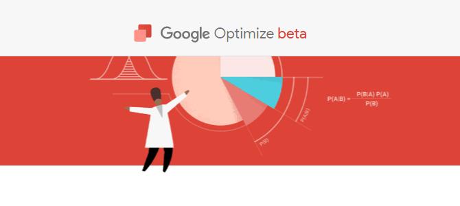 尖叫吧战五渣,Google Optimize来了