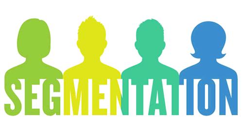 Segmentation是一个对数据抽丝剥茧的过程