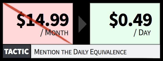 每天低至49每分比每月14刀99每分更有吸引力