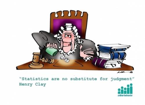 决策并不能用统计来替代